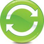 Website refresh icon
